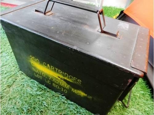 雑貨の弾薬箱