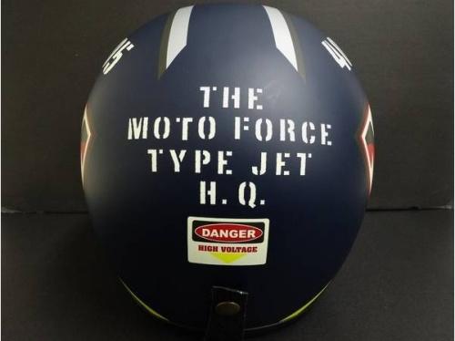 ヘルメットのRADIC