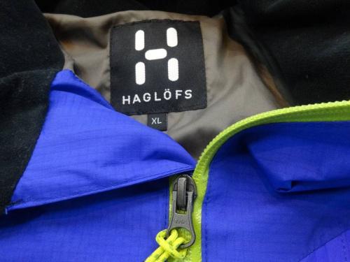 HAGLOFSのアウトドアウェア