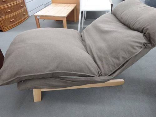 無印良品のハイバックソファ
