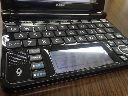 CASIOの電子辞書