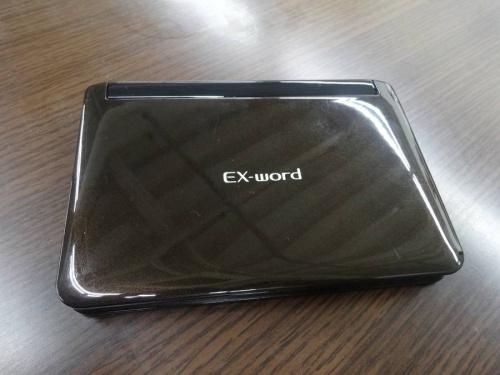 電子辞書のEX-word