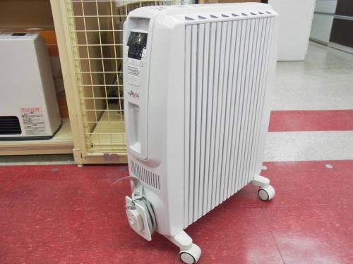 暖房器具のオイルヒーター