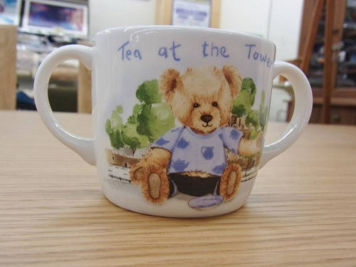 WEDGWOODのLONDON  BEAR