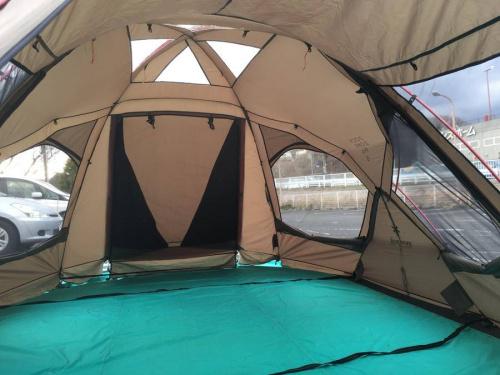 テントのキャンプ用品