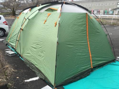 キャンプ用品のロゴス