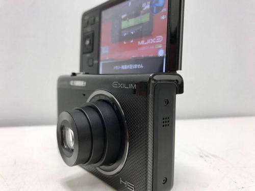 デジタルカメラのCASIO