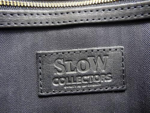 SLOWのレザーバッグ