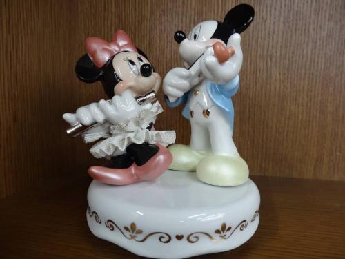 Disneyのオルゴール