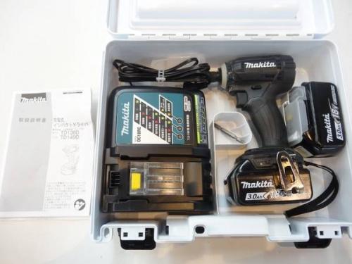 電動工具のインパクト