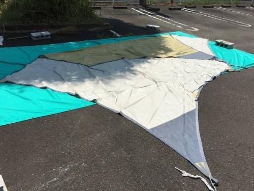 UNIFLAME(ユニフレーム)のテント