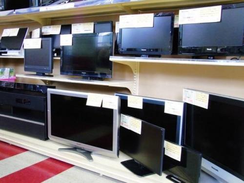 家電 買取のテレビ