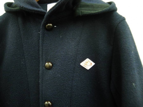 ジャケットのDANTON