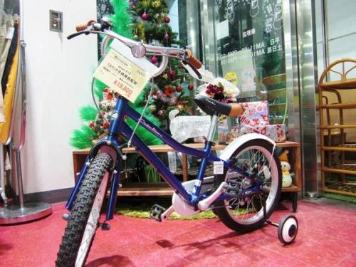 楽器・ホビー雑貨の自転車