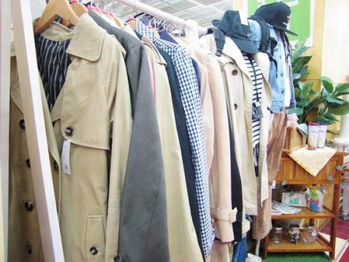 洋服の買取