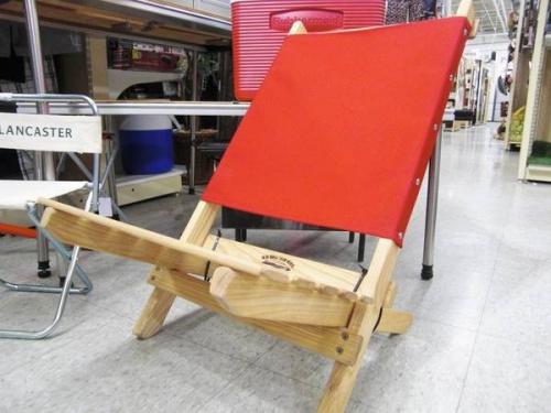 アウトドア用品のBlue Ridge Chair Works(ブルーリッジ チェア ワークス)