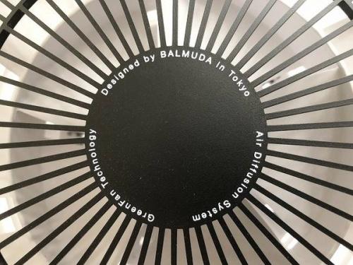 BALMUDAのバルミューダ