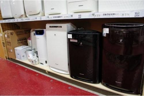 空気清浄機の家電