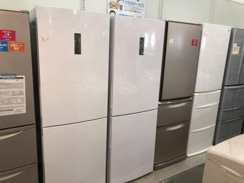 家電の中古冷蔵庫