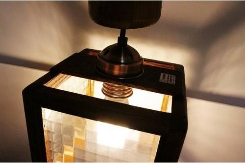 木製 照明