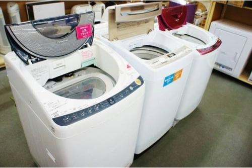 ドラム洗濯機の秦野 一人暮らし 中古家電