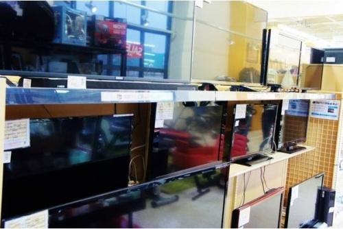 テレビの中古 テレビ