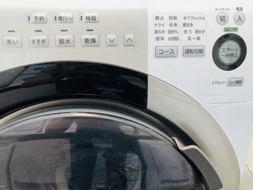 ドラム式洗濯乾燥機の秦野 中古家電