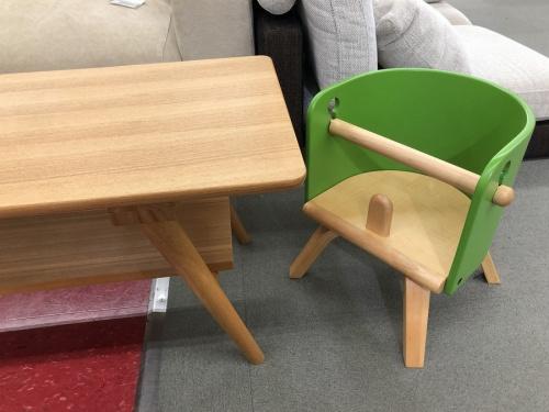 家具のベビーチェア