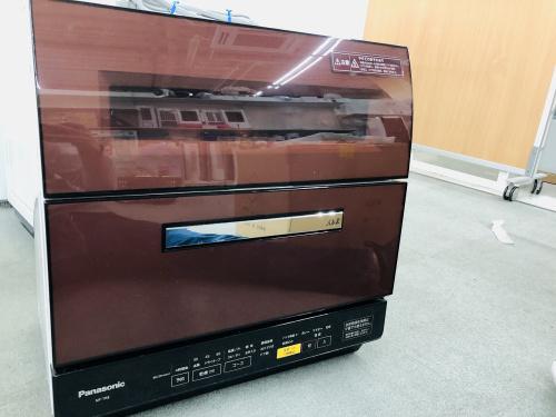 Panasonicの食器洗い乾燥機