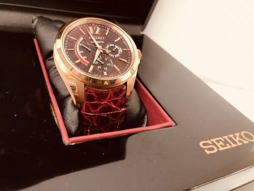 限定品の腕時計