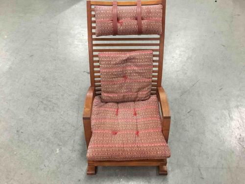 イスのモダン座布団椅子