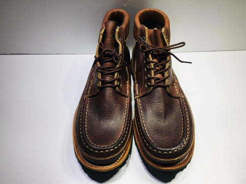 RUSSELL MOCCASINのメンズ