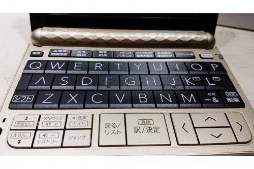 電子辞書のCASIO