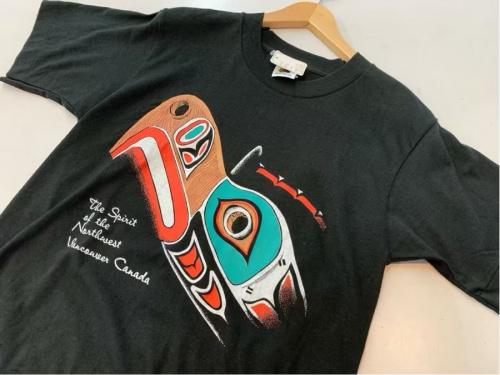 メンズファッションのTシャツ カナダ製
