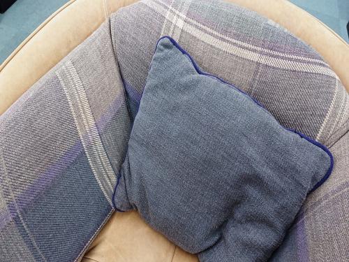 ソファーの1人掛けソファー 中古 秦野