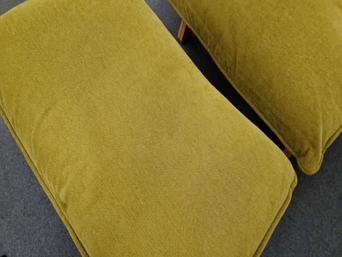 ハイバックリクライニングソファの無印良品 中古 秦野