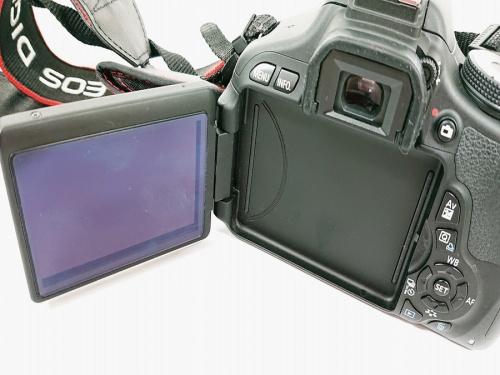 デジタル一眼レフカメラレンズキットのCANON