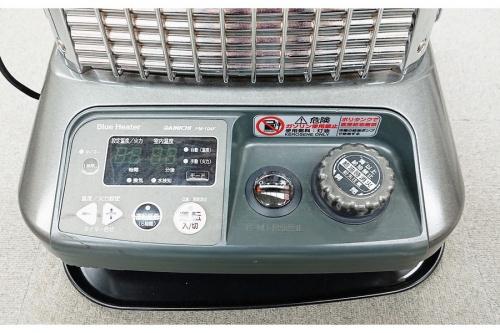 燃焼系暖房器具の業務用石油ストーブ
