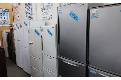 秦野 冷蔵庫 中古の大型冷蔵庫 秦野