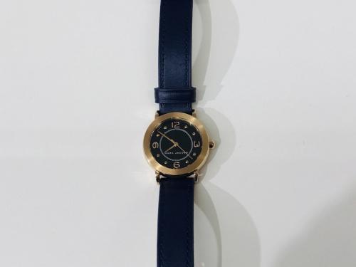 腕時計のMARC JACOBS