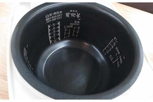 炊飯器 中古のMITSUBISHI