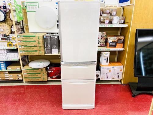 冷蔵庫のMITSUBISHI ミツビシ