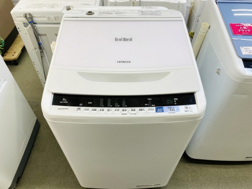 洗濯機のHITACHI ヒタチ