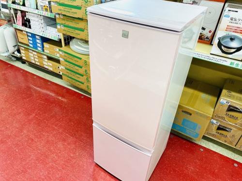 冷蔵庫のシャープ