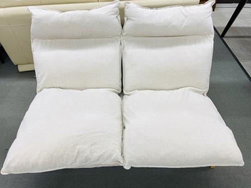 無印良品のソファー