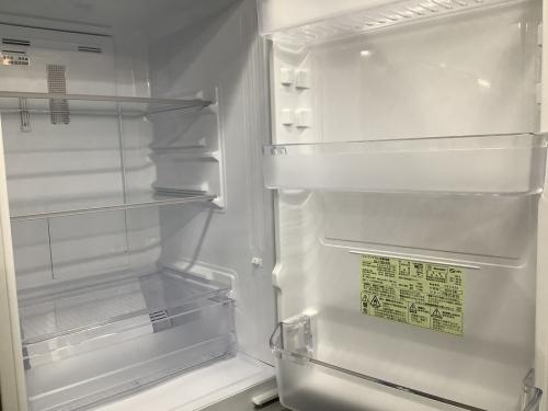 2ドア冷蔵庫のSHARP シャープ