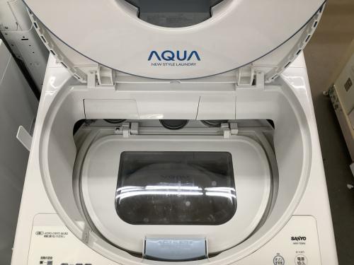 全自動洗濯機のSANYO