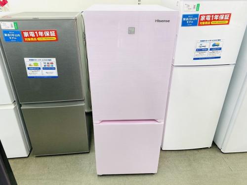 冷蔵庫のHisense ハイセンス