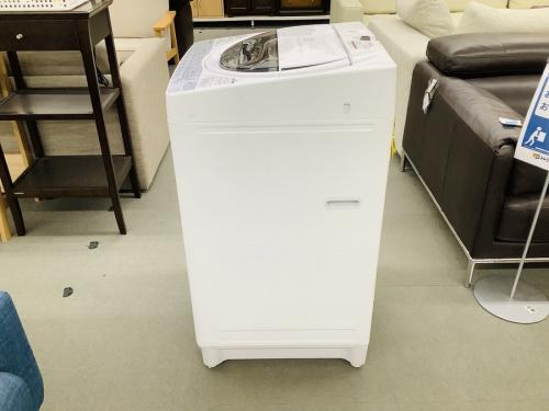 全自動洗濯機のTOSHIBA 東芝