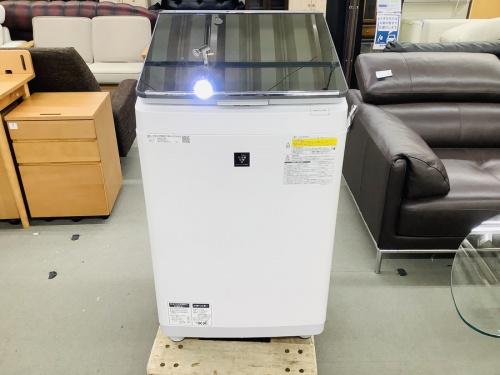 買取の縦型洗濯乾燥機